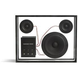 TRANSPARENT SPEAKER トランスペアレント スピーカー ブルートゥーススピーカー TRANSPARENT SPEAKER ブラック TPS-01 [Bluetooth対応]