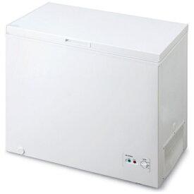 アイリスオーヤマ IRIS OHYAMA 《基本設置料金セット》ICSD-20A-W 冷凍庫 ホワイト [1ドア /上開き /198L]