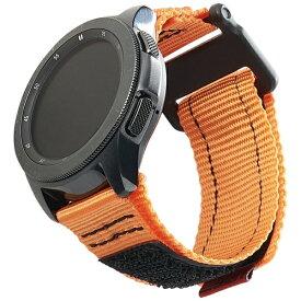 UAG URBAN ARMOR GEAR UAG社製 Galaxy Watchバンド GalaxyWatch 42mm用 ACTIVEシリーズ(オレンジ) UAG-RGWSA-OR[UAGRGWSAOR]