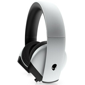 DELL デル AW510H-L ゲーミングヘッドセット ALIENWARE ルナライト [φ3.5mmミニプラグ /両耳 /ヘッドバンドタイプ][AW510HL]
