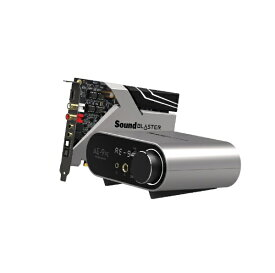 クリエイティブメディア CREATIVE 内蔵サウンドカード PCI-E接続 再生専用 Sound Blaster AE-9 PLAYBACK EDITION SB-AE-9PE[SBAE9PE]