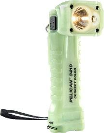 ペリカン Pelican 3410MCC HK 直角ライト (3410MCC Right Angle Light) 3410HKMCC [LED /単3乾電池×3 /防水]