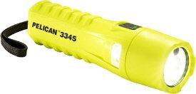ペリカン Pelican 3345 HK フラッシュライト (3345 Flashlight) PELICAN(ペリカン) 3345HK [LED /単3乾電池×3 /防水]