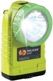 ペリカン Pelican 3715PL HK 直角ライト (3715PL Right Angle Light) PELICAN(ペリカン) 3715HKPL [LED /単4乾電池×4 /防水]