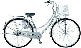 MARUKIN マルキン 27型 自転車 レイニーホーム HD273-B(シルバー/3段変速)MK-20-046【2020年モデル】【組立商品につき返品不可】 【代金引換配送不可】