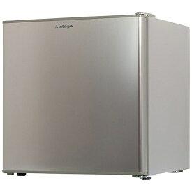 A−STAGE 《基本設置料金セット》WRE-F1032SL 冷凍庫 シルバー [1ドア /右開き/左開き付け替えタイプ /32L][WREF1032SL]