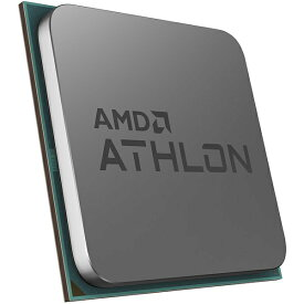 AMD エーエムディー 〔CPU〕 AMD Athlon 3000G (2C4T、TDP35W、AM4)With Cooler YD3000C6FHBOX[YD3000C6FHBOX]