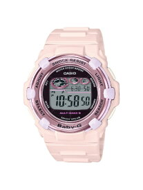 カシオ CASIO [ソーラー電波時計]BABY-G(ベイビーG)Cherry Blossom Colors BGR-3000CB-4JF