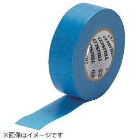 トラスコ中山 TRUSCO シーリングマスキングテープ 躯体用 21mm×18m 6巻入 SMT-2118-6-B