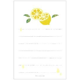 日本製墨書遊 Nihon Seiboku Shoyu ひとふで箋レモン