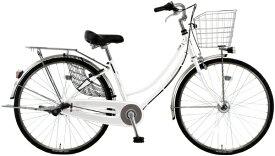 MARUKIN マルキン 27型 自転車 SWANKY スワンキーホーム(ホワイト/内装3段変速)MK-20-020【2020年モデル】【組立商品につき返品不可】 【代金引換配送不可】