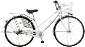 MARUKIN マルキン 27型 自転車 SWANKY スワンキーシティ(ホワイト/内装3段変速)MK-20-021【2020年モデル】【組立商品につき返品不可】 【代金引換配送不可】