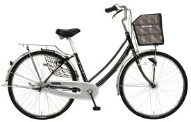 MARUKIN マルキン 27型 自転車 TRAFFIC トラフィック ホーム(ブラック/内装3段変速)MK-20-049【2020年モデル】【組立商品につき返品不可】 【代金引換配送不可】