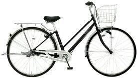 MARUKIN マルキン 27型 自転車 TRAFFIC トラフィック シティ(ブラック/内装3段変速)MK-20-050【2020年モデル】【組立商品につき返品不可】 【代金引換配送不可】