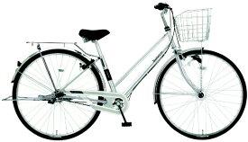 MARUKIN マルキン 27型 自転車 TRAFFIC トラフィック シティ(シルバー/内装3段変速)MK-20-050【2020年モデル】【組立商品につき返品不可】 【代金引換配送不可】