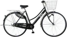 MARUKIN マルキン 28型 自転車 TRAFFIC トラフィックグランデ(ブラック/内装3段変速)MK-20-055【2020年モデル】【組立商品につき返品不可】 【代金引換配送不可】