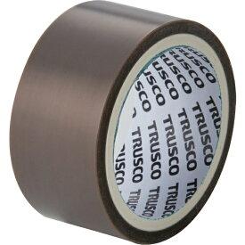 トラスコ中山 TRUSCO 5mフッ素樹脂粘着テープ 厚み0.08mm 幅10mm グレー TFJ-08-10-5M-GY
