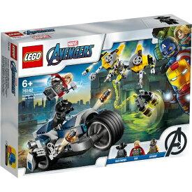 レゴジャパン LEGO 76142 マーベル スーパーヒーローズ アベンジャーズ スピーダーバイクの攻撃