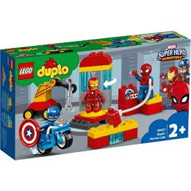 レゴジャパン LEGO 10921 デュプロ スーパーヒーローたちの研究所