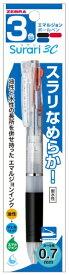 ゼブラ ZEBRA スラリ3C07N透明1本入M P-B3A11-C