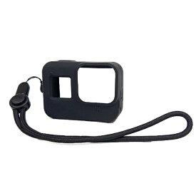 エツミ ETSUMI E2239 GoProHERO8用シリコンカバー ブラック