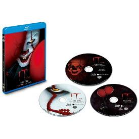 """ワーナー ブラザース 【初回仕様】IT/イット THE END """"それ""""が見えたら、終わり。 ブルーレイ&DVDセット(3枚組/ボーナス・ディスク付)【ブルーレイ+DVD】"""