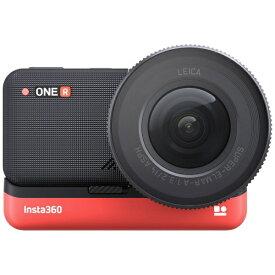 Insta360 レンズ交換対応アクションカメラ [Insta360 ONE R 1インチ版] 1インチ広角モジュール CINAKGP/B [4K対応 /防水]
