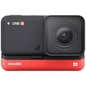 【2020年01月29日発売】 Insta360 レンズ交換対応アクションカメラ [Insta360 ONE R 4K版] 4K広角モジュール CINAKGP/C [4K対応 /防水]