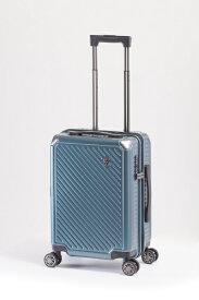 A.L.I アジア・ラゲージ ハードキャリー ターコイズブルー ALK-6020-18 [35L(拡張時41L)]