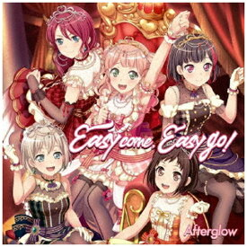 インディーズ Afterglow/ Easy come,Easy go! Blu-ray付生産限定盤【CD】
