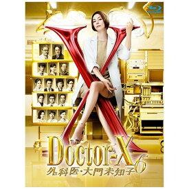 【2020年04月22日発売】 ポニーキャニオン ドクターX 〜外科医・大門未知子〜 6 Blu-ray BOX【ブルーレイ】