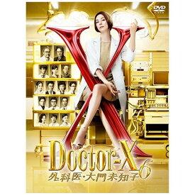 【2020年04月22日発売】 ポニーキャニオン ドクターX 〜外科医・大門未知子〜 6 DVD-BOX【DVD】