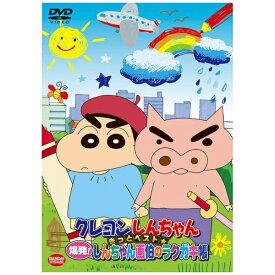バンダイビジュアル BANDAI VISUAL クレヨンしんちゃん きっとベスト☆ 爆発!しんちゃん画伯のラクガキ帳【DVD】