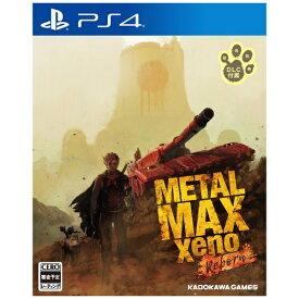 【2020年09月10日発売】 角川ゲームス KADOKAWA GAMES 【初回特典付き】METAL MAX Xeno Reborn 通常版【PS4】
