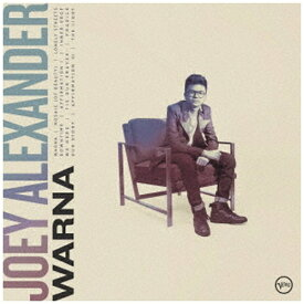 ユニバーサルミュージック ジョーイ・アレキサンダー/ ワルナ【CD】 【代金引換配送不可】