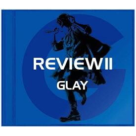 【2020年03月11日発売】 ポニーキャニオン 【先着特典付き】GLAY/ REVIEW II 〜BEST OF GLAY〜(Blu-ray Disc付)【CD】