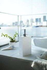山崎実業 Yamazaki 2WAYディスペンサー ミスト ボディーソープ ホワイト(2 Way Dispenser Mist Body Soap WH) ホワイト 07905