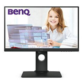 BenQ ベンキュー GW2480T アイケアモニター/ディスプレイ [23.8インチ/フルHD/IPS/ノングレア/輝度自動調整機能(B.I.)搭載/スピーカー付き/HDMI/DP/D-sub/高さ調整/回転] ブラック GW2480T [23.8型 /ワイド /フルHD(1920×1080)]