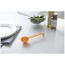 山崎実業 Yamazaki 段々計量スプーン オレンジ(Dandan Measuring Spoon OR) オレンジ 02703