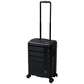東急ハンズ hands+ スーツケース カラーシリーズ ジップ ミッドナイトブルー [35L]