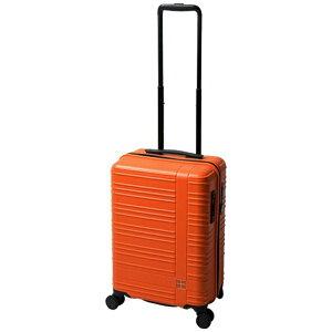 東急ハンズ TOKYU HANDS hands+ スーツケース カラーシリーズ ジップ オレンジ [35L]
