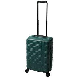 東急ハンズ hands+ スーツケース カラーシリーズ ジップ グリーン [35L]