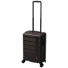 東急ハンズ hands+ スーツケース カラーシリーズ ジップ ブラウン [35L]
