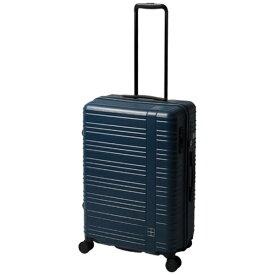 東急ハンズ hands+ スーツケース カラーシリーズ ジップ ターコイズ [58L]
