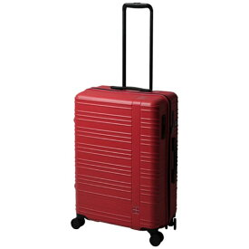 東急ハンズ hands+ スーツケース カラーシリーズ ジップ ピンク [58L]