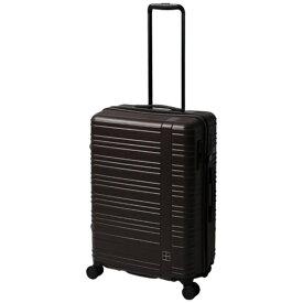 東急ハンズ hands+ スーツケース カラーシリーズ ジップ ブラウン [58L]