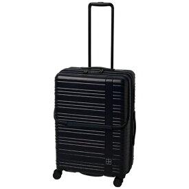 東急ハンズ hands+ スーツケース カラーシリーズ フロント ミッドナイトブルー [58L]