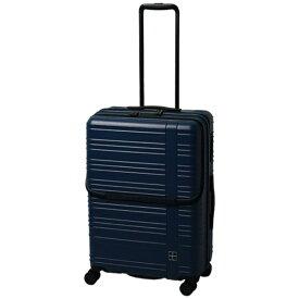 東急ハンズ hands+ スーツケース カラーシリーズ フロント ターコイズ [58L]