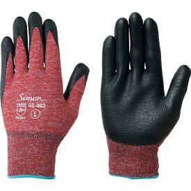 シモン Simon シモン 作業手袋 GG−003 S寸 GG-003-R-S