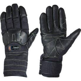 シモン Simon シモン 災害活動用保護手袋(アラミド繊維手袋) KG−180 3L KG-180-3L